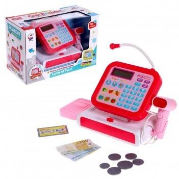 Касса-калькулятор мини магазин с аксессуарами