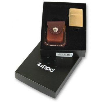 Lpgs подарочная коробка с чехлом для zippo и местом для зажигалки zipp