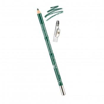 Карандаш для глаз с точилкой tf, тон №071 зелёный изумруд