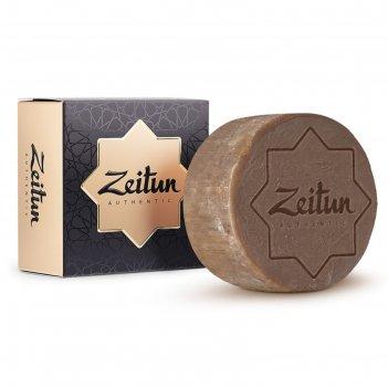 Алеппское мыло экстра zeitun «козье молоко» для снятия макияжа и умывания,