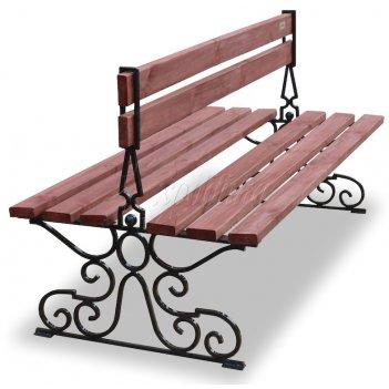 Скамейка двухсторонняя  «казань» 1,8 м