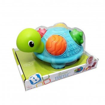 Игрушка черепашка sensory 5181