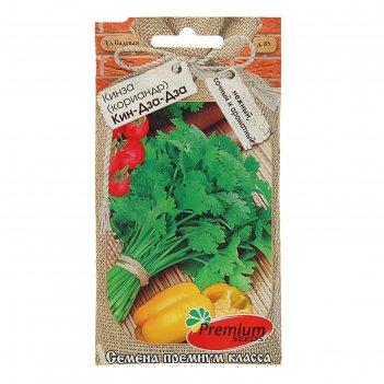 Семена кориандр (кинза) кин-дза-дза, 3 г