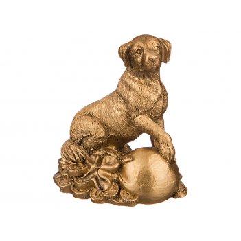 Фигурка собака 6*7*5 см.без упаковки (мал-4/кор=144шт.)