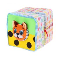 Развивающий набор кубики. кошки-мышкид-338-15