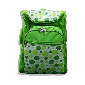Набор для пикника на 4 персоны в рюкзаке.