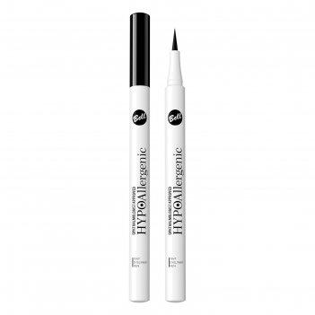 Перманентная подводка-карандаш bell hypoallergenic tint eyeliner pen