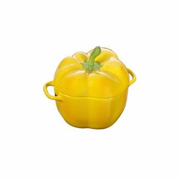 Кокот перец,12 см, желтый