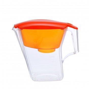 Фильтр для воды арт, цвет оранжевый