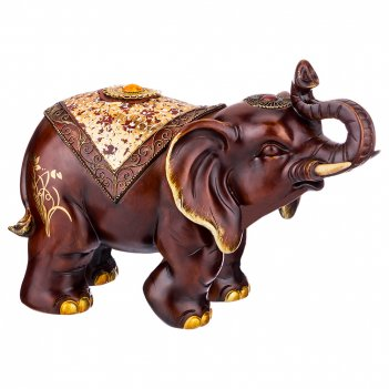 Фигурка слон 44*21,5*29 см (кор=4шт.)