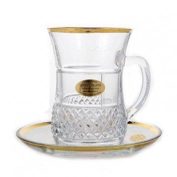 Набор для чая 220мл.на 6перс.12пред.богемия