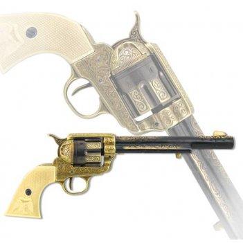 De-b-1281-l револьвер, сша, 1873 г.