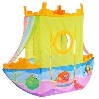 Игровая палатка кораблик