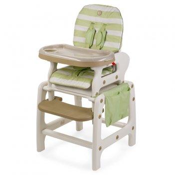 Green oliver v2 стульчик для кормления возраст: от 6 месяцев