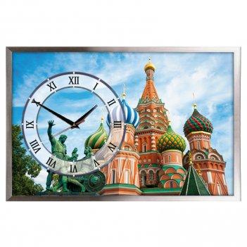 Настенные часы из песка династия 03-158 москва