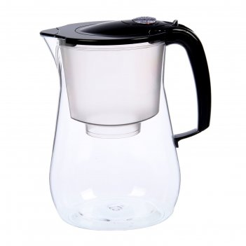 Фильтр для воды кувшин прованс а5, цвет черный