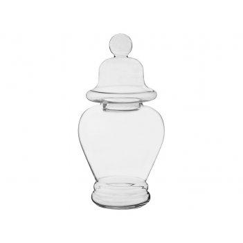 Декоративная чаша с крышкой manuelвысота=55 см.