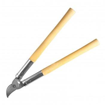 Сучкорез росток с деревянными ручками, 500мм