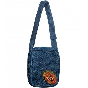 Bg-410/1 сумка красное перо
