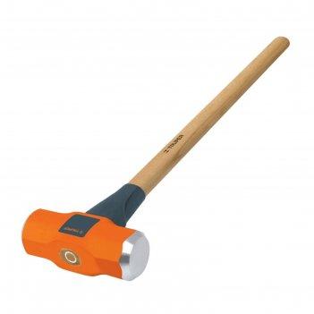 Кувалда truper md-20m, 9 кг, кованая, деревянная ручка с антишоковой защит