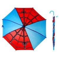 Зонт детский полуавтомат паутинка, 8 спиц d=85 см