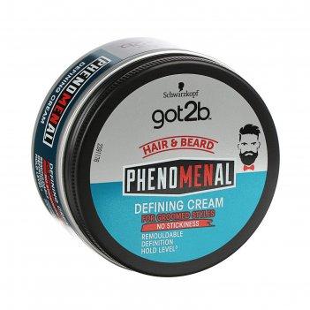Крем для волос и бороды got2b phenomenal