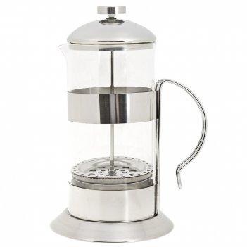 Кофейник (френч-пресс), v=1000мл. (подарочная упаковка)