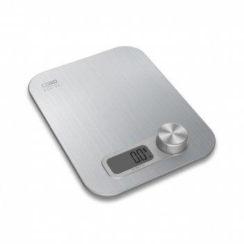 Весы кухонные kitchen energy, материал: нержавеющая сталь, цвет: стальной,