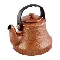 Чайник , объем: 1,7 л, материал: керамика, размер: 24 х 24 х 24 см, цвет: