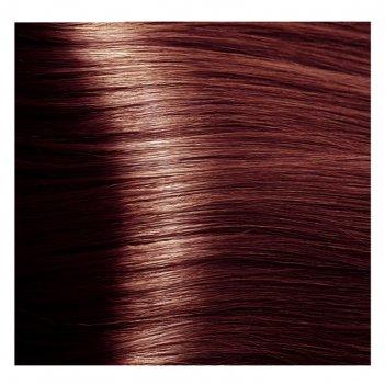 Крем-краска 5.43 светло-коричневый медно-золотистый studio professional с