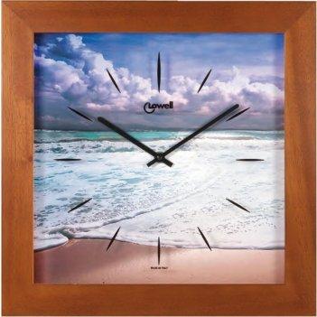 Настенные часы lowell 05443