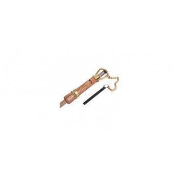 Фиксатор для приклеивания наклейки, держатель для кия de luxe (дерево)
