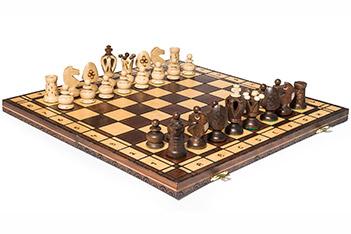Шахматы королевские (royal) 48х48см