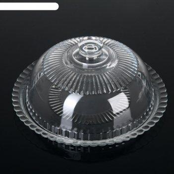 Блюдо с крышкой divers dinnerware