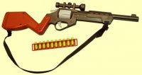 винтовки с мягкими пулями