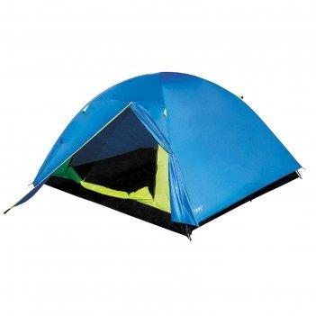 Палатка туристическая atemi canyon 4 tx, двухслойная, четырёхместная