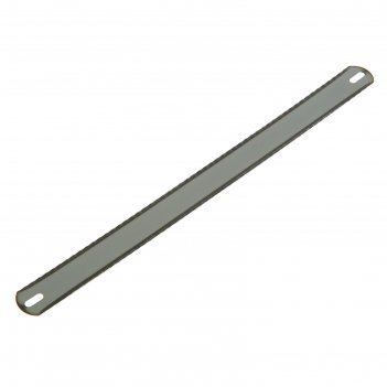 Ножовочное полотно по металлу topex 10a335, двухстороннее, 300x25 мм, 5 шт