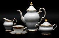 Сервиз кофейный weimar престиж 203 на 6 персон 15 предметов
