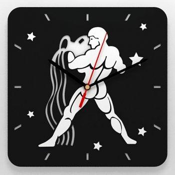 Часы со знаком зодиака водолей