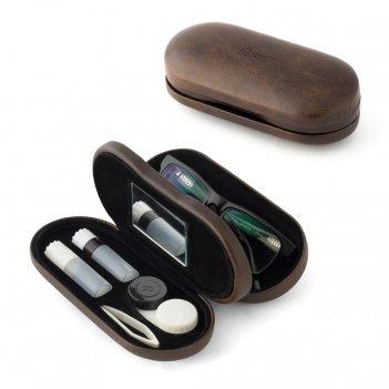 Футляр для очков и контактных линз l'hedoniste