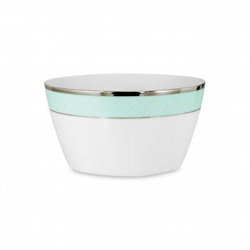 Салатник , диаметр: 20 см, материал: фарфор, цвет: декор, серия ethereal b