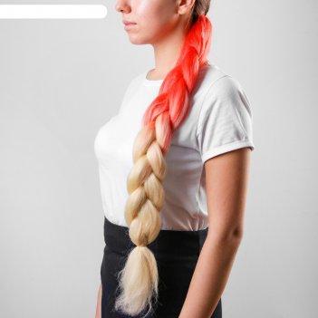 Коса на резинке фифа