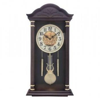 Настенные часы с боем и маятником lamer ge-033