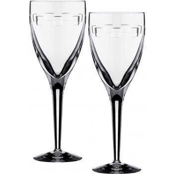 Набор бокалов для вина из 2 шт.350 мл.