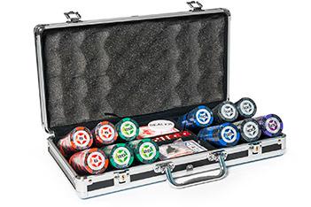 Stars 300 ultra - улучшенный набор для покера