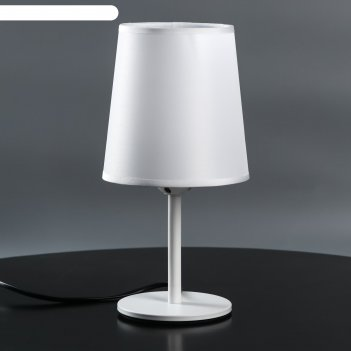 Лампа настольная 1375298/1 e14 40вт микс 13х13х25 см