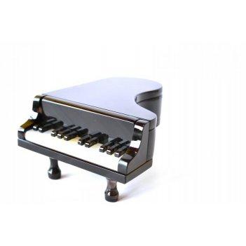 Шкатулка роял из черного обсидиана
