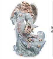 Cms-24/ 3 фигурка ангел с бабочкой (pavone)