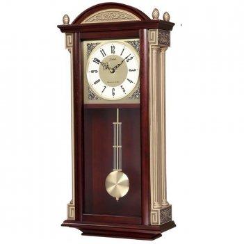 Настенные часы с маятником и боем восток н-11081