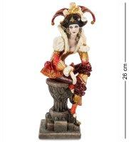 Ws-680 статуэтка девушка-шут